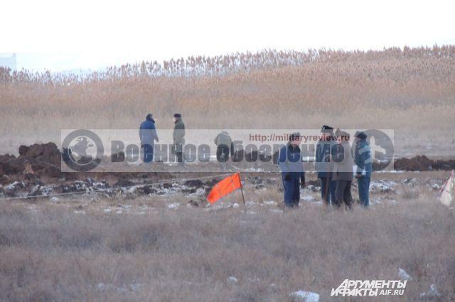 Крушение Су-24: лётчики погибли, уводя бомбардировщик от жилых домов