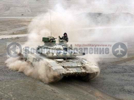 Ирак заинтересовался российскими танками Т-90 и боевыми машинами «Терминатор-2»