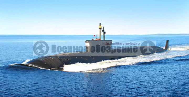 «Севмаш» впервые в истории России строит сразу четыре атомные подлодки