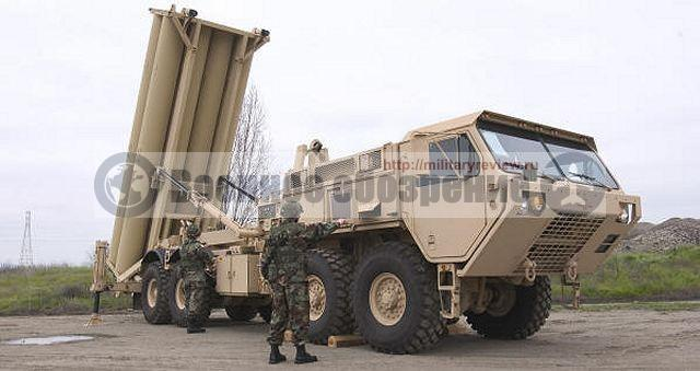 THAAD (Terminal High Altitude Area Defense)