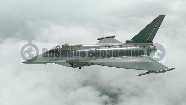 Истребители НАТО поднялись на перехват российского Ил-78 над Балтийским морем