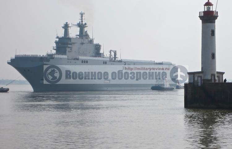 """ДВДК """"Севастополь"""" вышел в море"""