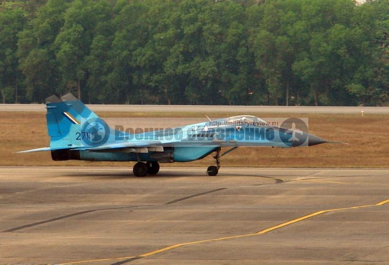 ВВС Мьянмы нанесли авиаудар по территории Китая