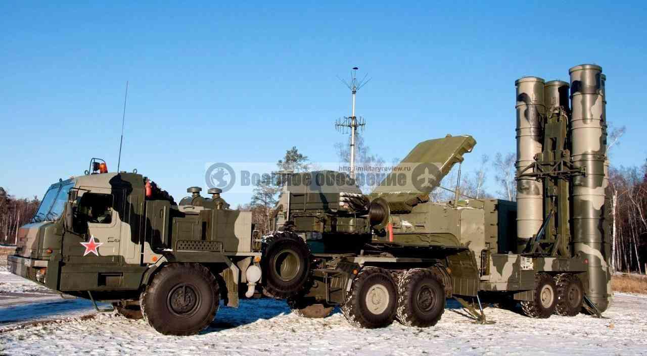 Российский ЗРК С-400 делает истребитель F-35 устаревшим