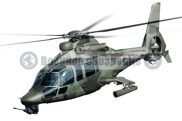 Новый вертолет на базе H155 создаст Airbus по заказу Южной Кореи