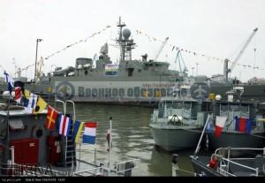 Фрегат «Damavand» пополнил иранские ВМС на Каспии