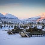 танки Leopard 2 вооруженных сил Норвегии