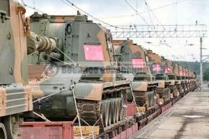 PLZ83– китайская 152-мм самоходная гаубица