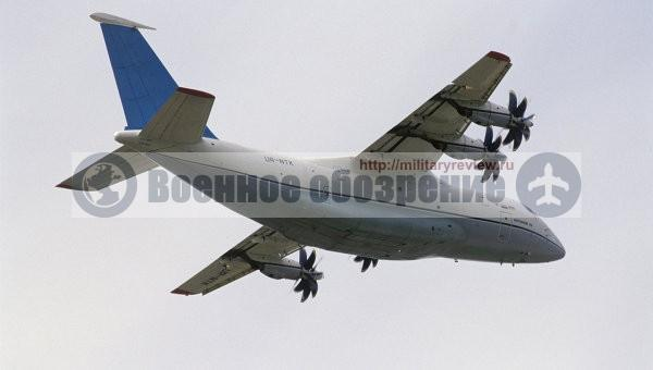 Россия исключила Ан-70 из государственной программы вооружения