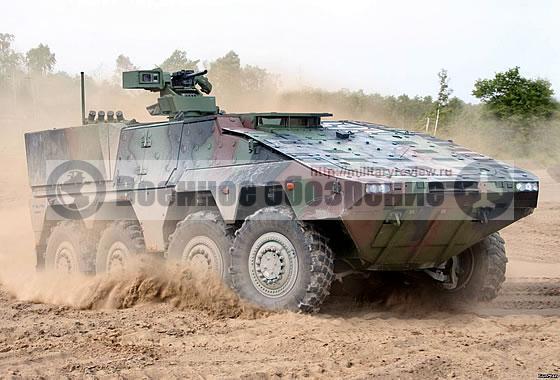 Германия увеличит оборонные расходы на 8 млрд евро в течение ближайших четырех лет