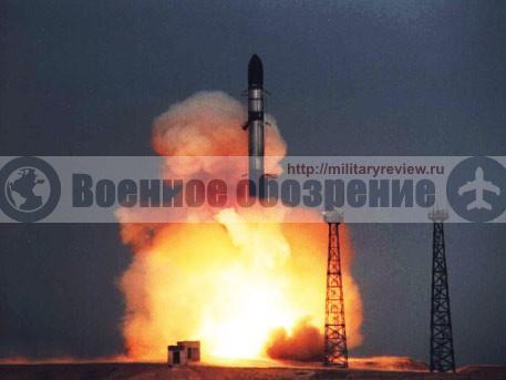 МБР РС-26 Рубеж