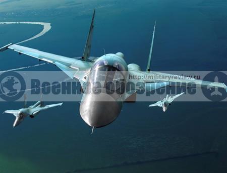 Ударный «Утенок» Cу-34 - ВВС РФ получат уникальные бомбардировщики