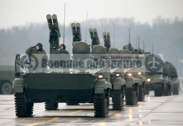 Эксперты посчитали военные расходы России и США в 2014 году