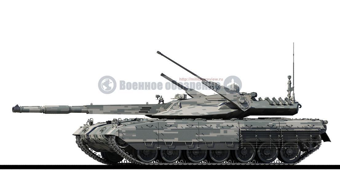 Т-14 «Армата»: Россия вновь диктует моду в танкостроении