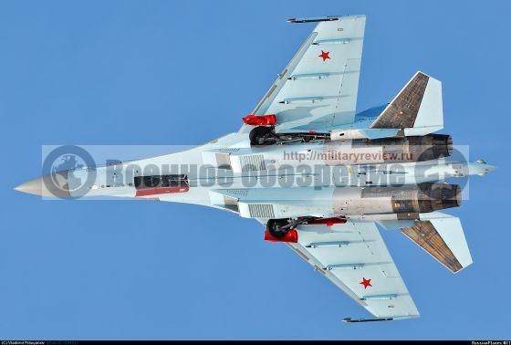 Рособоронэкспорт: Индонезия подтвердила интерес к покупке Су-35