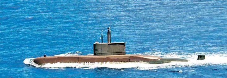 Приоритет военного строительства - субмарины
