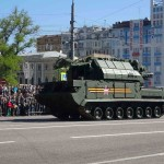 Военная техника на Параде Победы 2015