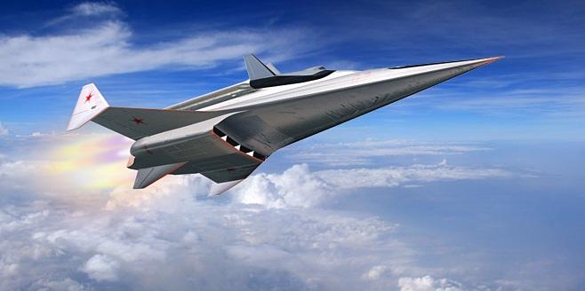 Россия испытала гиперзвуковой летательный аппарат