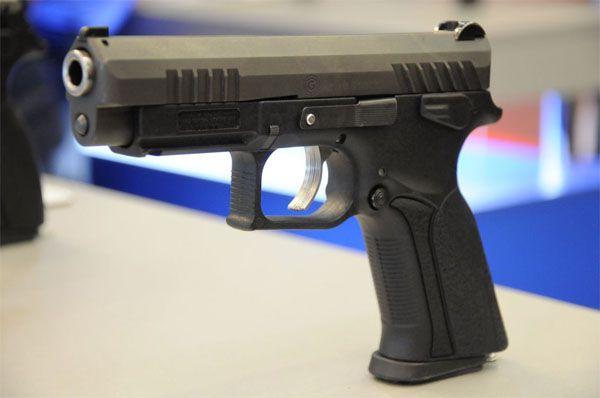 Пистолет Grand Power Q100