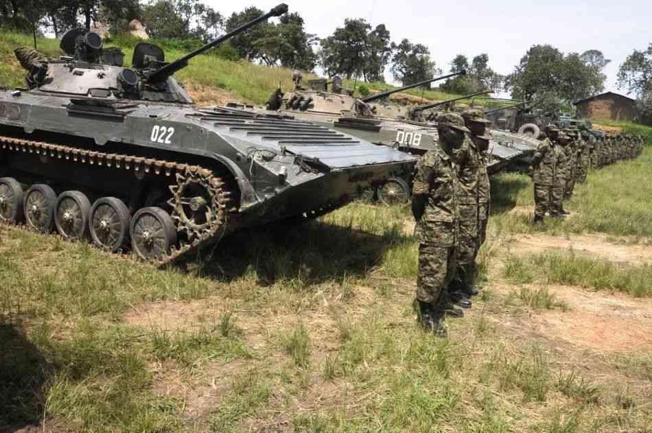 Уганда намерена закупить в РФ вооружение на $ 740 млн