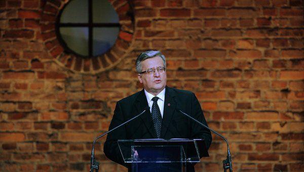 Польский президент одобрил новую оборонную директиву