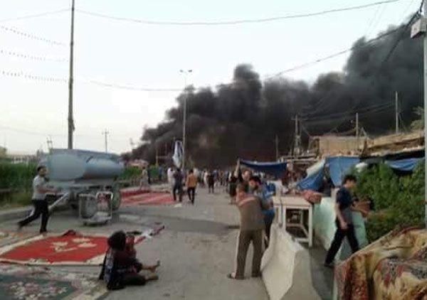 Боевики ИГИЛ совершили очередной теракт