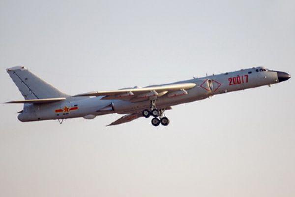 Китай переквалифицировал свои ВВС в «стратегические силы»
