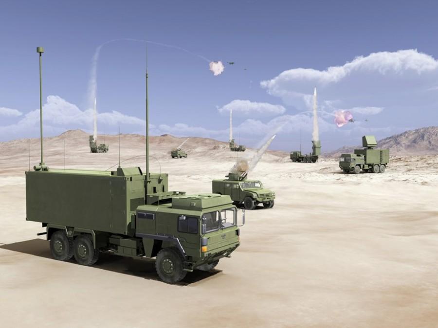 Грузия хочет купить современную систему ПВО