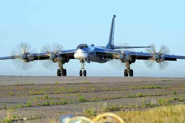 Минобороны назвало причину крушения Ту-95 в Хабаровском крае