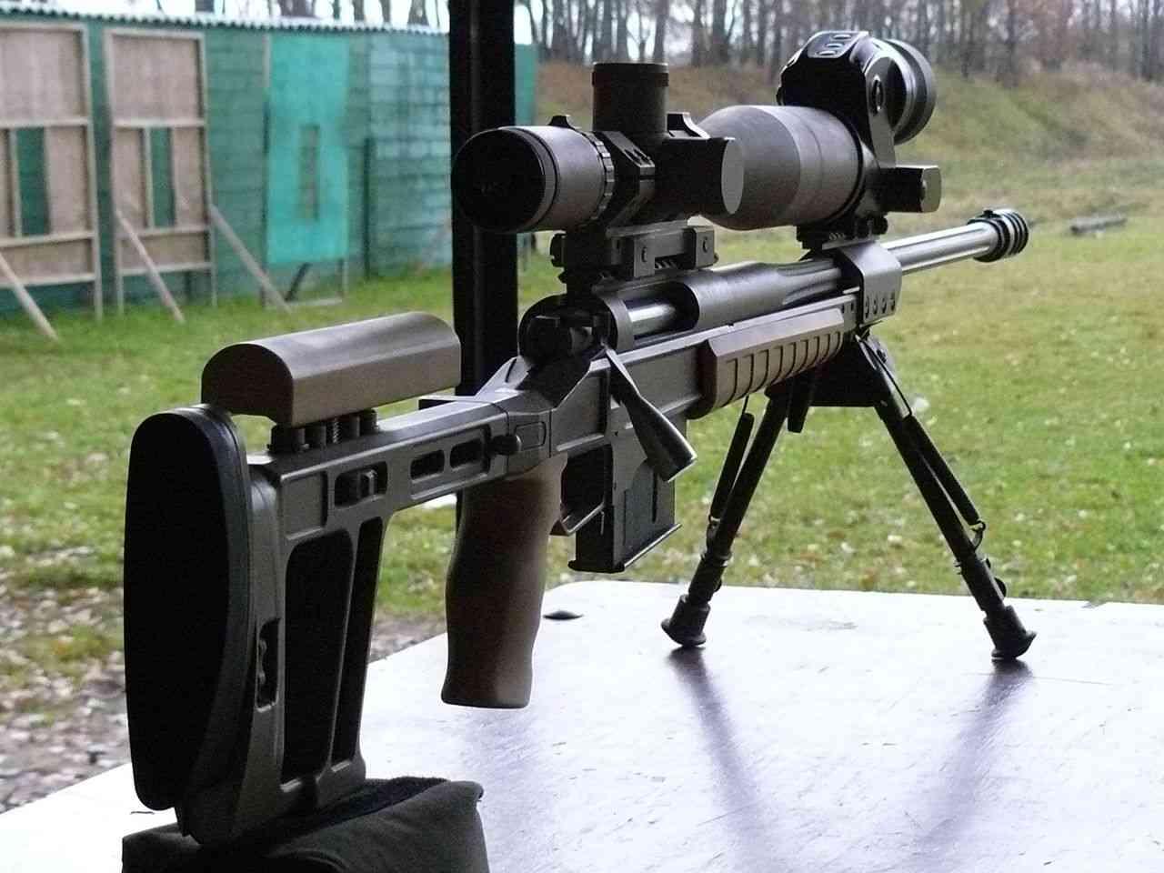 Российская винтовка Orsis T5000