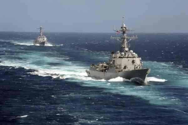 НАТО проведет масштабные учения в Черном море