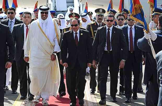 Все арабские лидеры посетят Москву
