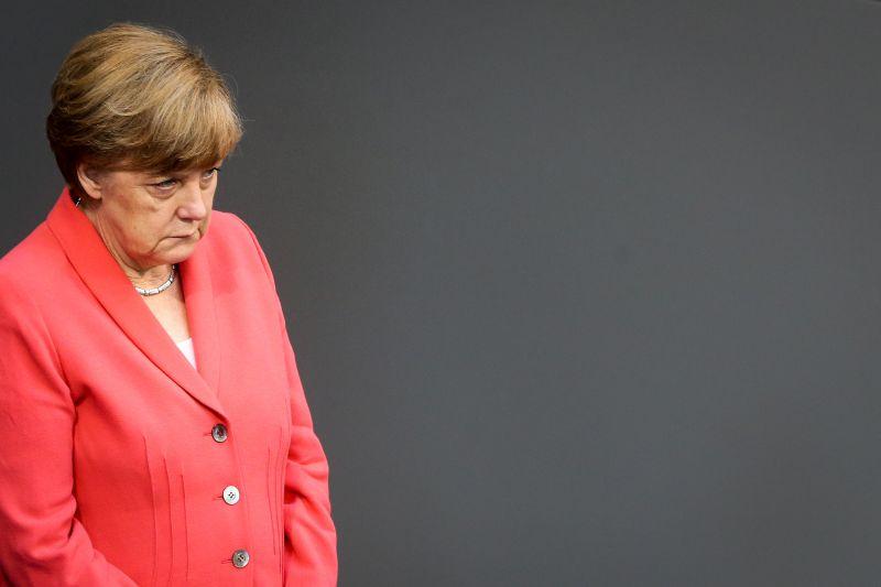 Германия идет к перемирию с Россией и Китаем