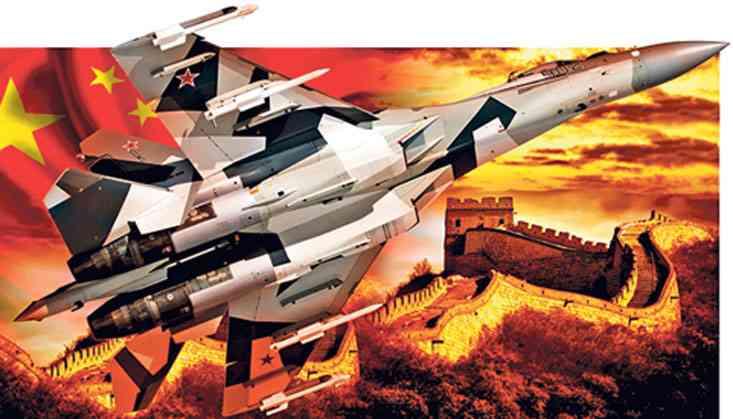 Подпишут ли Россия и Китай контракт на истребители Су-35С