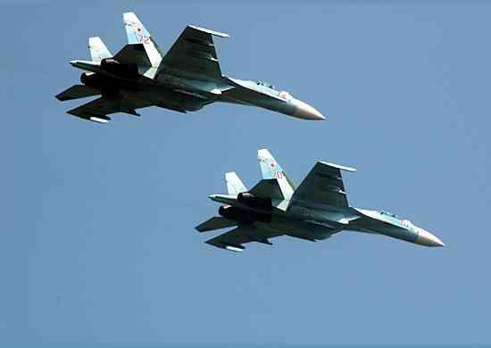 Российские военные летчики поучаствуют в учениях