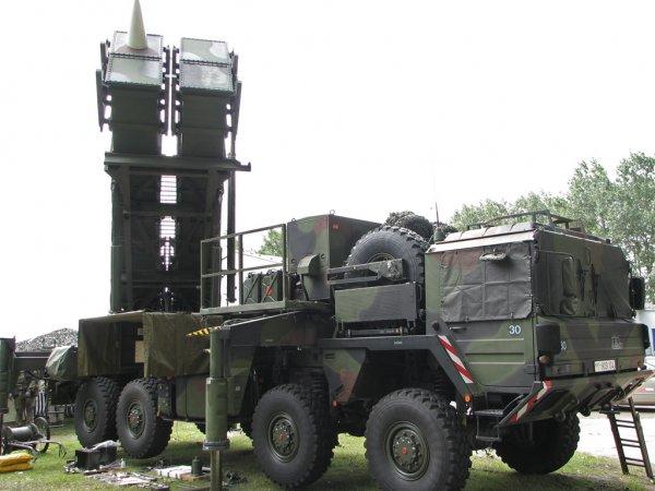 США выводят из Турции ракеты Пэтриот