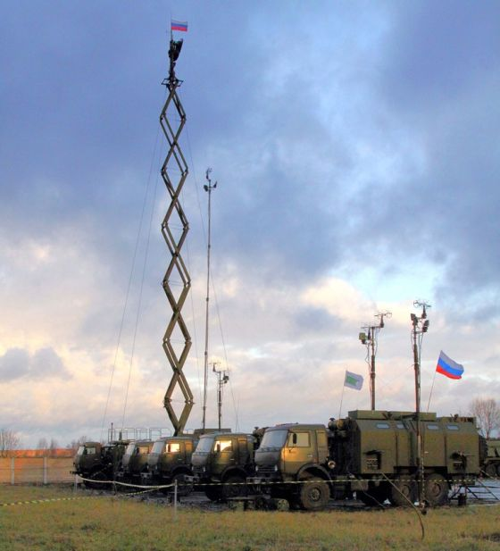 Связисты российской военной базы в Абхазии осваивают новейшую технику
