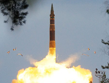 США напуганы российскими гиперзвуковыми ракетами