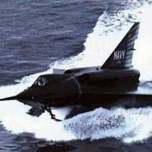 Convair V2 Sea Dart