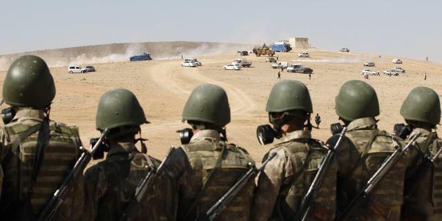 Армия Турции вторглась в Ирак