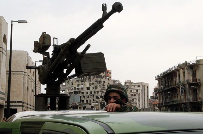 Беспилотники США нанесли удары по Сирийской армии
