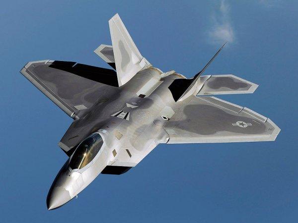Военные США в Европе попросили F-22 для защиты от России