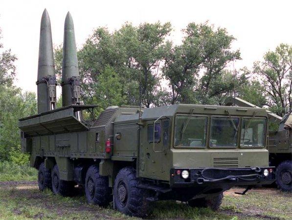 Военные ЮВО произвели боевой пуск из Искандер-М