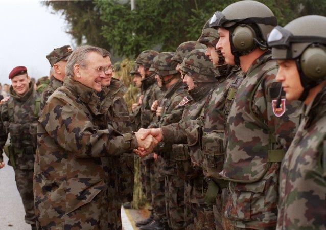В Словакии прошли крупнейшие в истории республики учения НАТО
