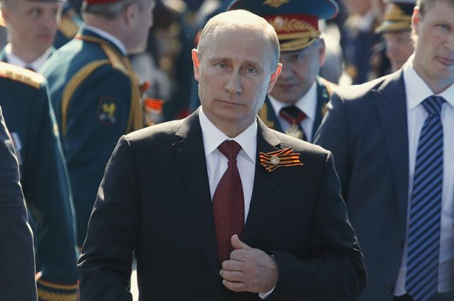 За учениями Центр-2015 наблюдает Владимир Путин