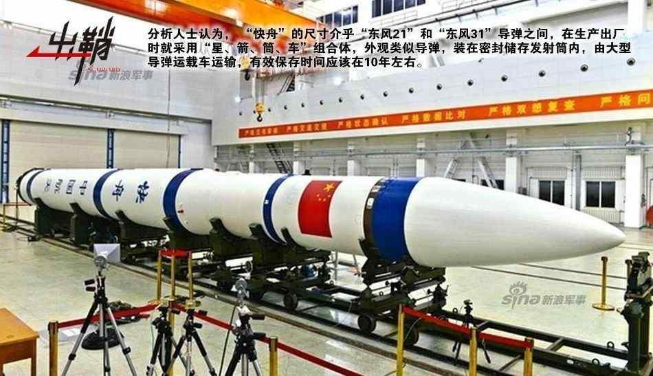 Китай осуществил первый пуск твердотопливной легкой ракеты-носителя CZ-11