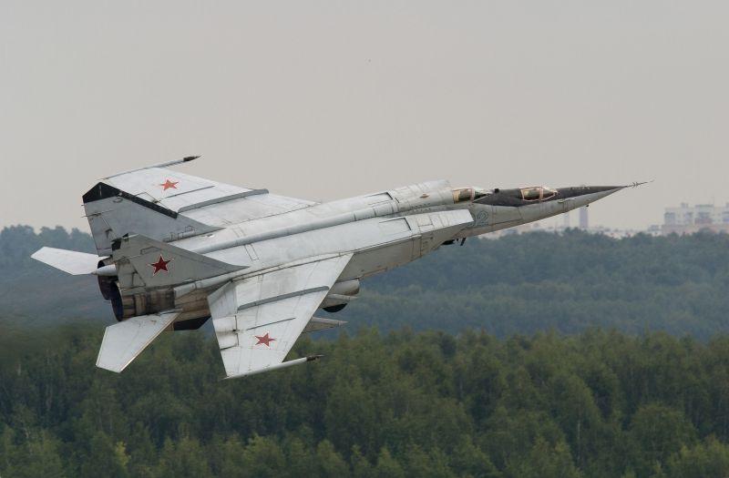 МиГ-25 и МиГ-31 – одни из самых быстрых самолётов