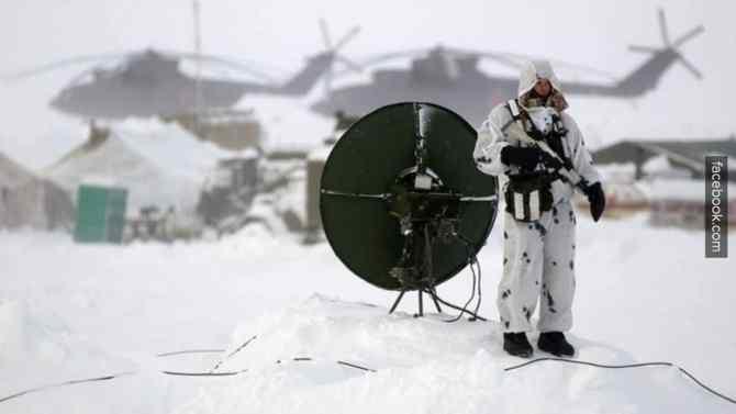 Наихолоднейшая война 5 видов оружия в войне за Арктику