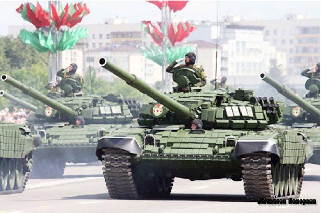 Насколько грозна белорусская армия