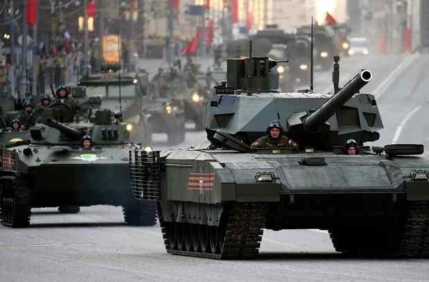 Новейшие российские танки будут значительно превосходить зарубежные аналоги